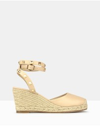 Betts - Summer Wedge Espadrilles