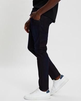 Diesel Krooley Jogg Jeans - Slim (Dark Blue)