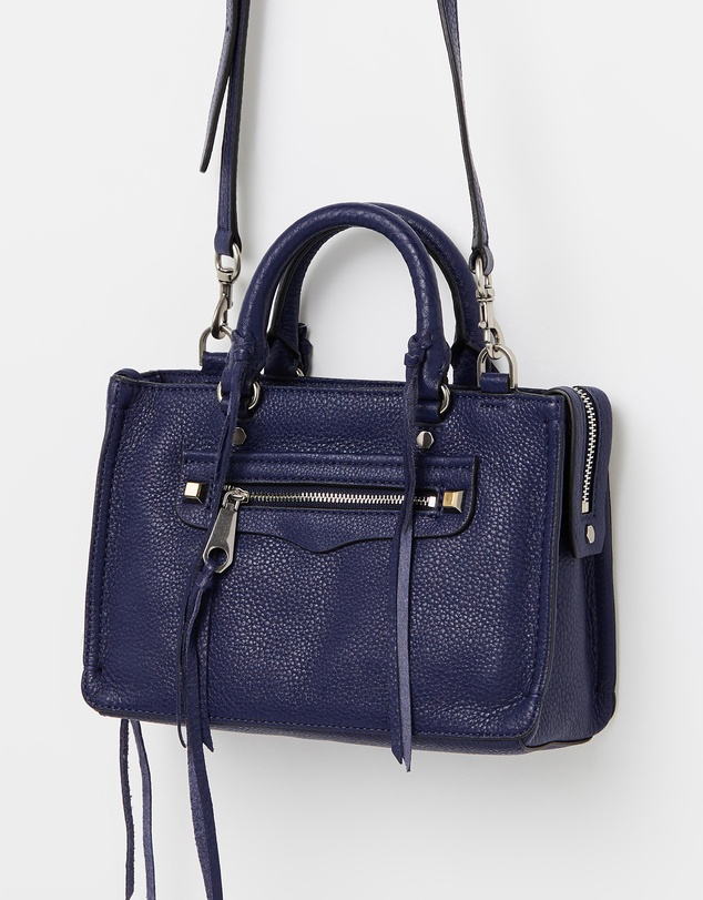 Rebecca Minkoff - Micro Regan Satchel Tote Bag