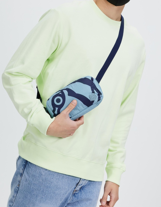 Women K-Tiger Cross-Body Bag
