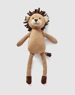 Nana Huchy ICONIC EXCLUSIVE   Rory The Lion - Accessories (Brown)