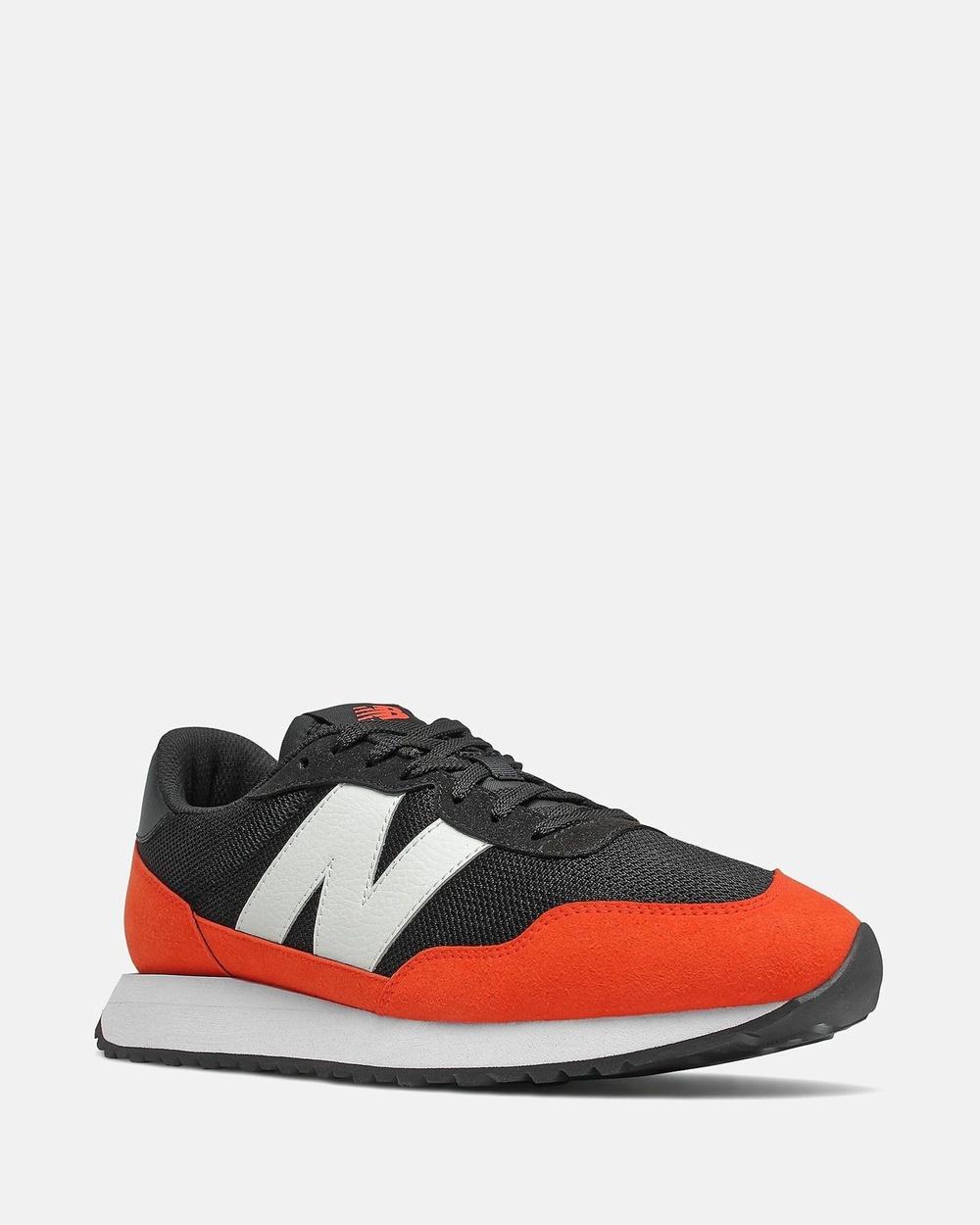 New Balance MS237V1 Standard Fit Men's Performance Shoes Black Australia