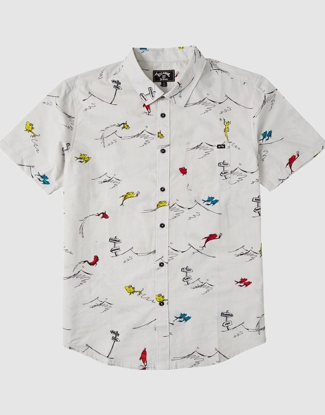 Billabong - One Fish Two Fish Short Sleeve Shirt