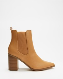 SPURR - Ally Ankle Boots