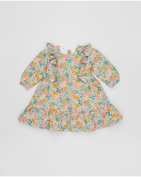 Bebe by Minihaha - Liberty Frill Dress - Babies