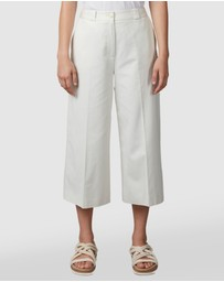 Nique - Body Cotton Cropped Pant