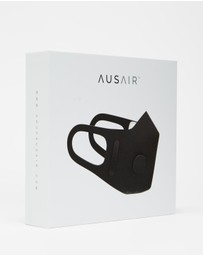 Aus Air - 1 x Mask Skin, 2 x Blank Filters, 1 x Anti-Microbial Carry Bag