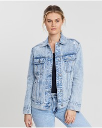 Abercrombie & Fitch - Denim Jacket
