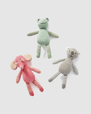 Nana Huchy ICONIC EXCLUSIVE   Kevin The Koala Rattle - Accessories (Grey)