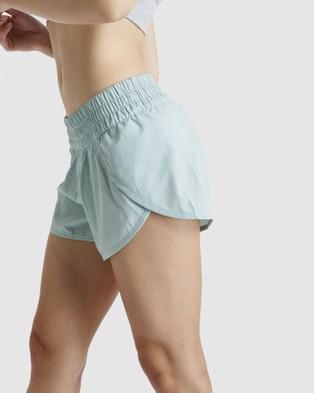 The Brave Women's Slipstream Shorts - Shorts (Sage)
