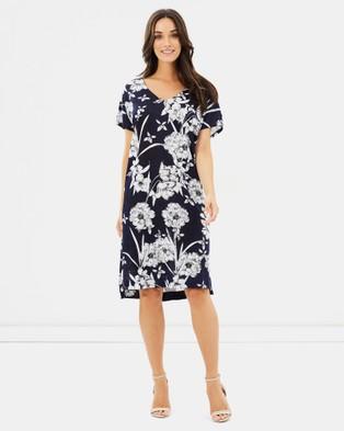 Sportscraft – Skylar Print Dress pattern