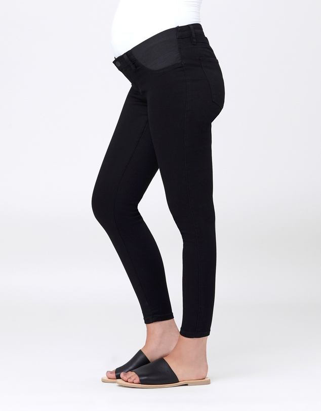 Ripe Maternity - Isla Ankle Grazer Jeggings
