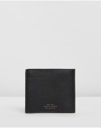 Smythson - Panama 4CC Notecase With Coin Pocket