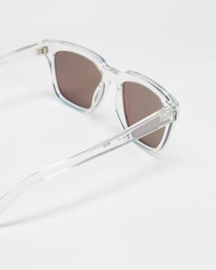 JUNiA Boom Sunglasses   Kids - Square (Crystal)