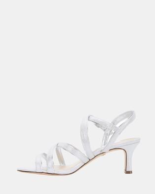 NINA Genaya - Heels (SILVER)