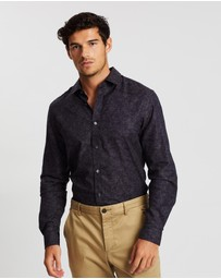 Gieves and Hawkes - Cotton Flannel Casual Shirt