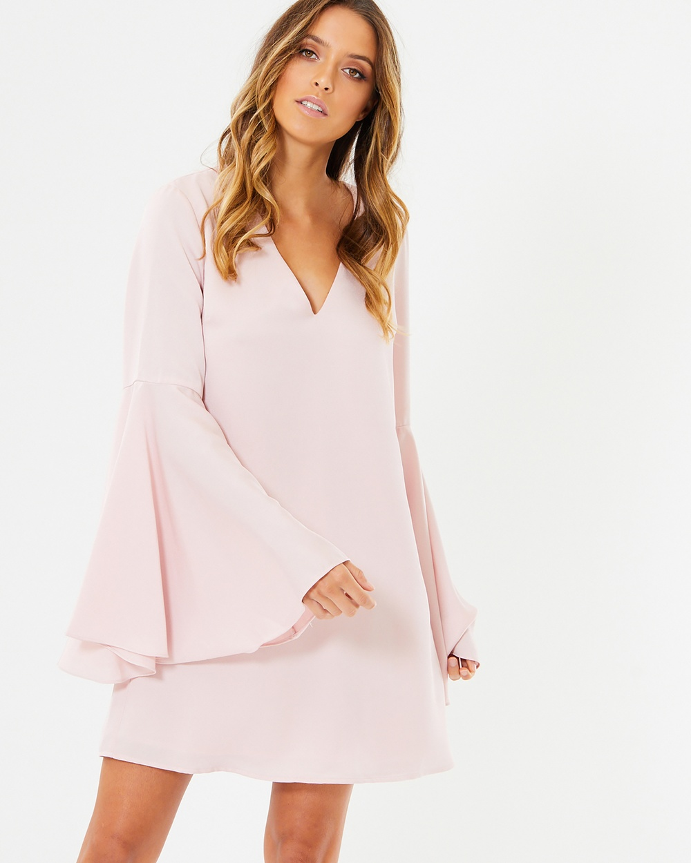 Calli Lea Dress Dresses Pink Lea Dress