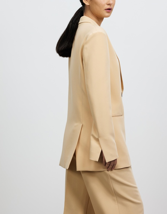 Women Ivy Oversized Tailored Blazer