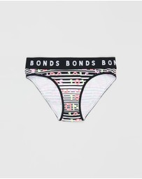 Bonds Kids - Wide Band Bikini Briefs - Kids-Teens