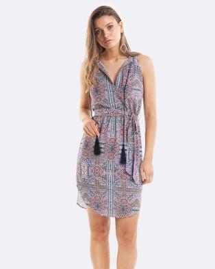Amelius – Babylon Dress – Printed Dresses Multi