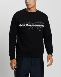 White Mountaineering - Logo Printed Sweatshirt