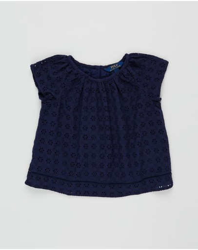 Polo Ralph Lauren - Eyelet Top - Kids