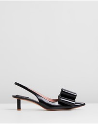 Marc Jacobs - Low Slingback Pumps With Bow