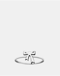Karen Walker - Mini Bow Ring