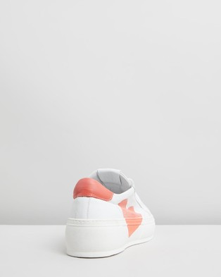 Bueno - Queen Sneakers (White)