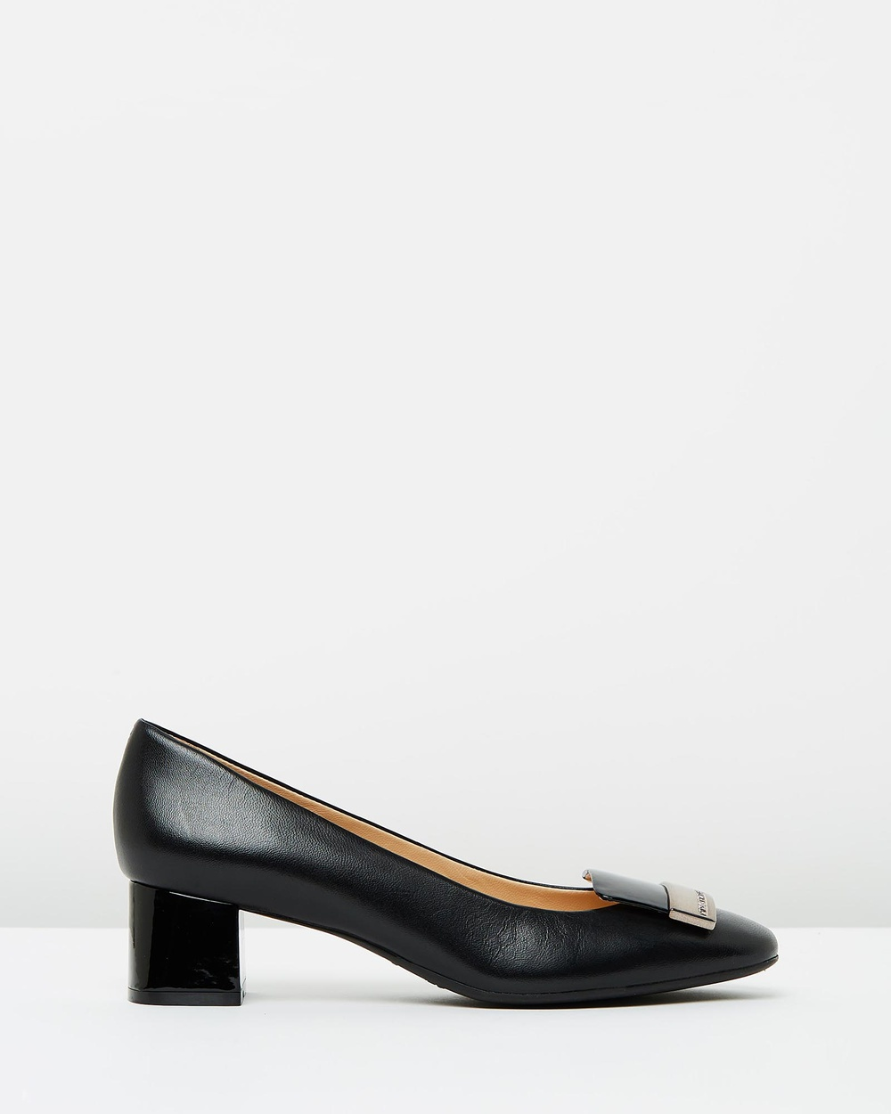 Nina Armando Trinity Pumps All Pumps Black Trinity Pumps
