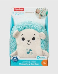 Fisher Price - Calming Vibes Hedgehog Soother