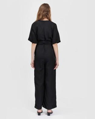 bul Inverloch Jumpsuit - Jumpsuits & Playsuits (Black)