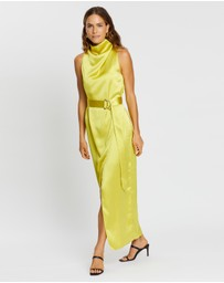 CAMILLA AND MARC - Phoebe Drape Dress