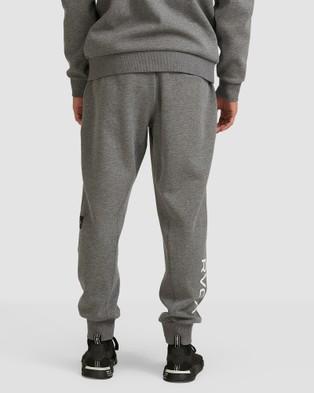 RVCA Sport Tech Sweatpant - Pants (ATHLETIC HEA)
