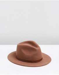 Brixton - THE ICONIC exclusive Messer Fedora