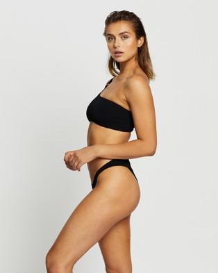 Hunza G Nina Nile Bikini - Bikini Set (Black Nile)