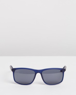 Nike Sun Lore CT8080 - Sunglasses (Matte Midnight Navy, Obsidian & Dark Grey)