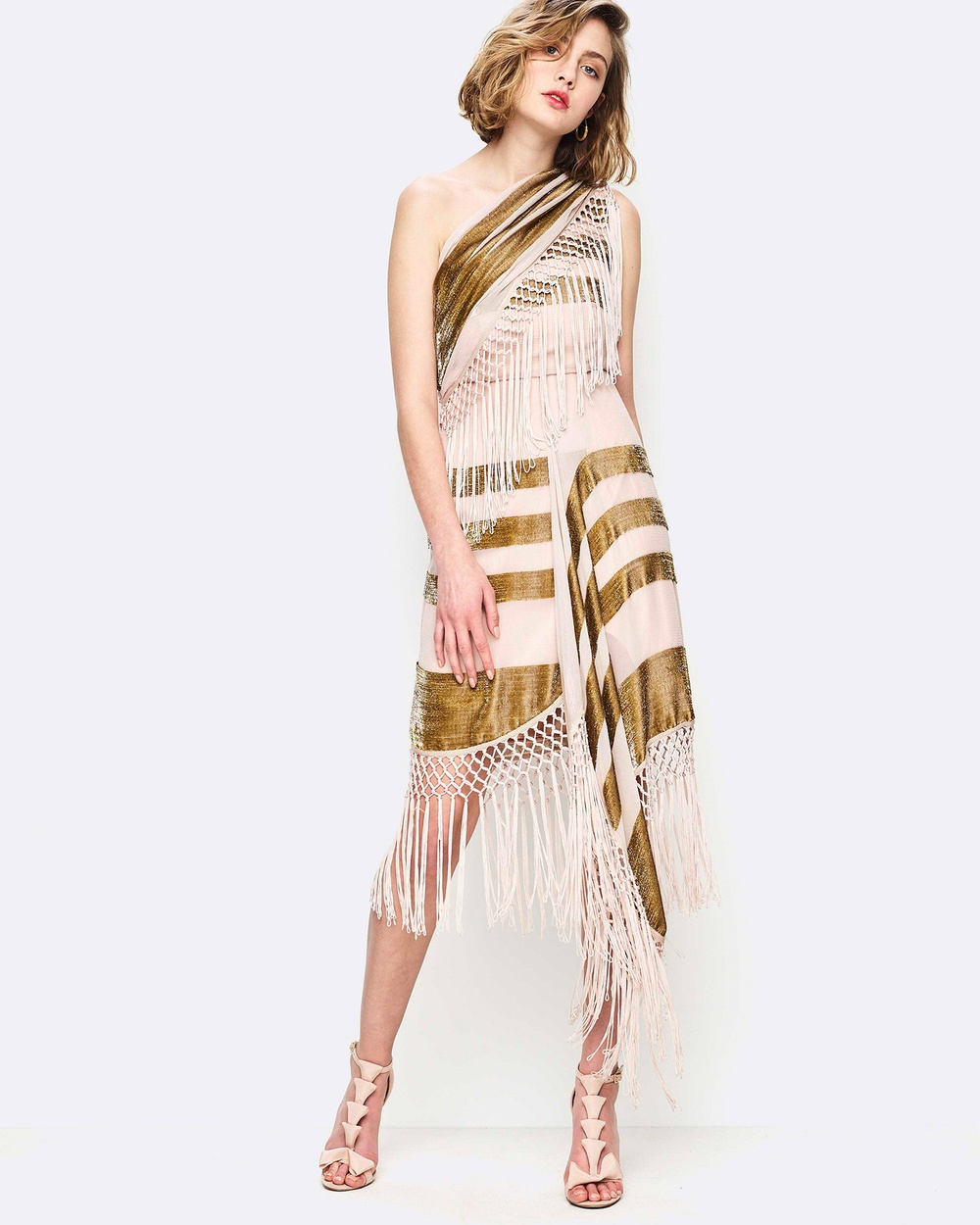 alice McCALL For Her Dress Dresses Nude-Gold For Her Dress