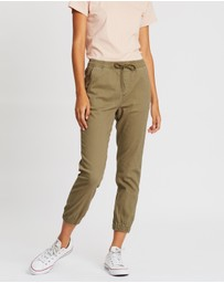 Rusty - Hooky High-Waist Pants