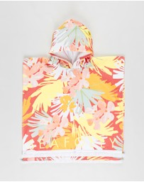 Seafolly - Hooded Poncho - Kids