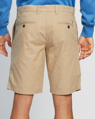 Tommy Hilfiger Brooklyn Shorts - Chino Shorts (Khaki)