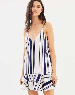 DELPHINE – Set Sail Dress – Printed Dresses Multi