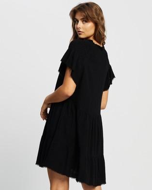 Atmos&Here Harper Mini Dress - Dresses (Black)