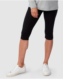 Pea in a Pod Maternity - Mae Active Short Leggings