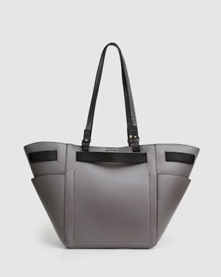 Belle & Bloom Easy Street Tote Bag - Handbags (Dark Grey)