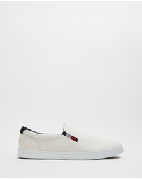 Tommy Hilfiger - Essential Slip-On Sneakers - Men's