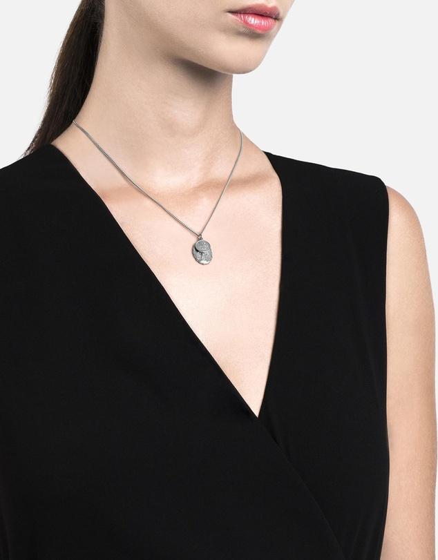 Women Mini Saints Necklace