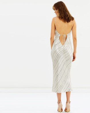 Bec & Bridge – Onslow Midi Dress Stripe