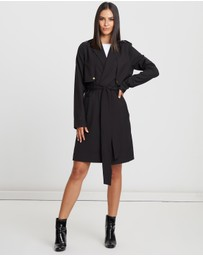Tussah - Pandora Trench Coat