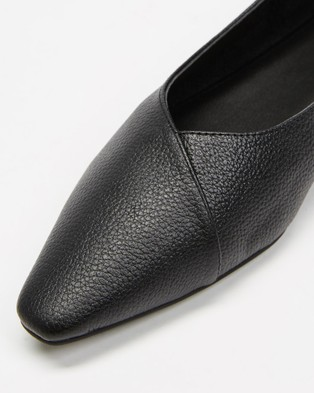 Senso Aubree II - Ballet Flats (Ebony)